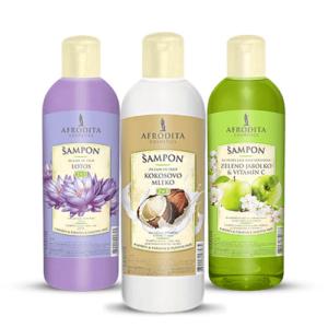 Afrodita Šampon za lase in telo