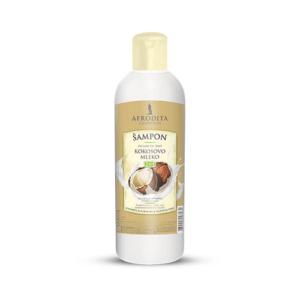 Afrodita Šampon za lase in telo - kokosovo mleko