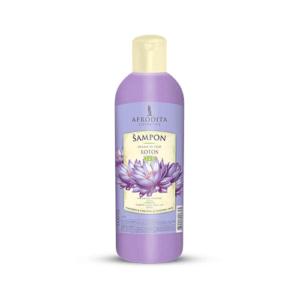 Afrodita Šampon za lase in telo - lotos