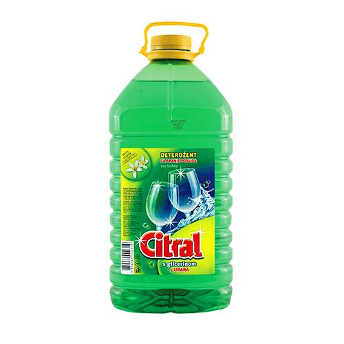 Čistilo EZ Citral za ročno pomivanje posode