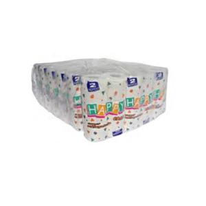 Happy papirnate brisače 2-slojne