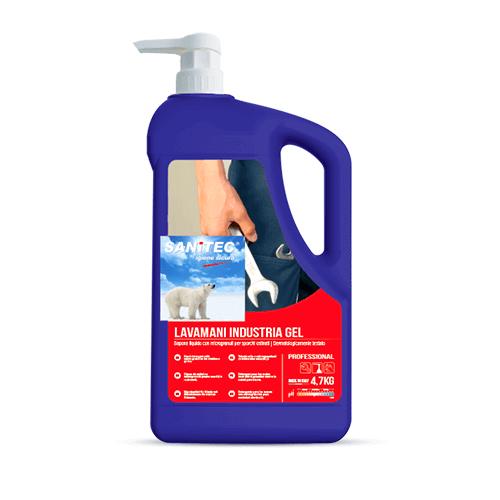 Sanitec Lavamani Industria Gel industrijsko milo za roke