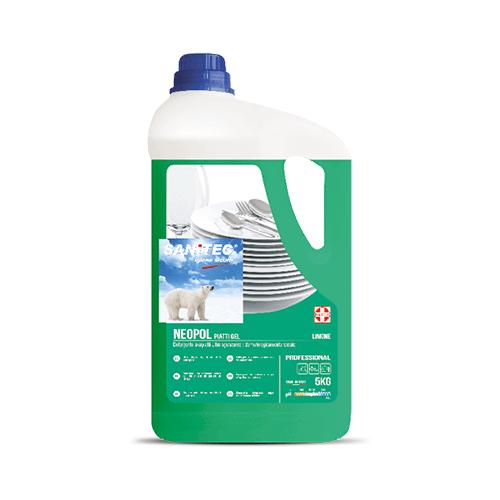 Sanitec Neopol Piatti Gel detergent za ročno pomivanje posode