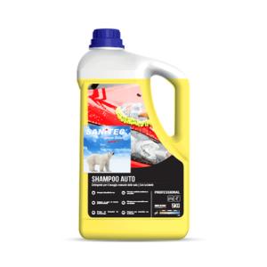 Sanitec Car Shampoo čistilo za čiščenje avtomobilov in ostalih vozil