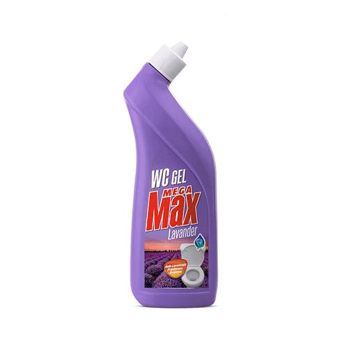 Megamax WC Gel račka za straniščno školjko