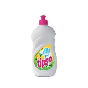 Tipso extra, detergent za ročno pomivanje posode.