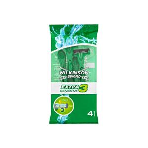 Wilkinson Sword Extra Sensitive Brivniki za enkratno uporabo