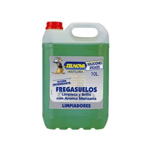 Čistilo Zelnova Freguasuelos Manzana