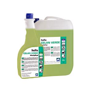 Hollu Celan Verde sredstvo za brisanje talnih površin
