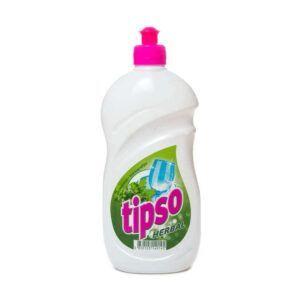 tipso herbal detergent za ročno pomivanje posode 900 ml