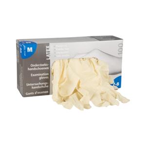 Eurogloves Examination lateks rokavice brez pudra