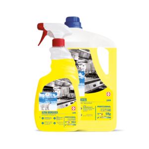Sanitec Sgrassatore Ultra Limone sredstvo za razmaščevanje