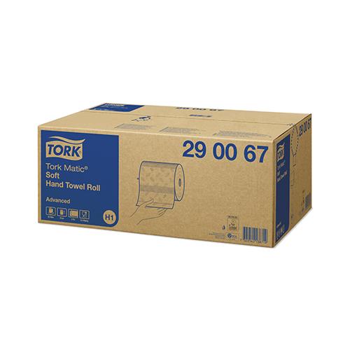Tork Matic Soft papirnate brisače H1 - karton