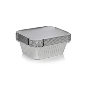 Aluminijaste posodice za hrano
