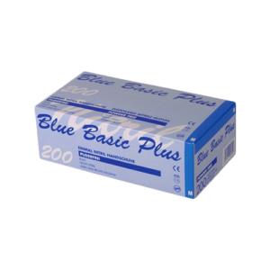 Blue Basic Plus nitril rokavice brez pudra