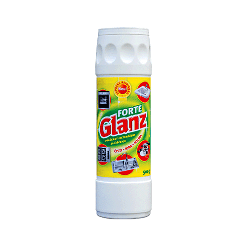 Glanz Forte prašno abrazivno sredstvo