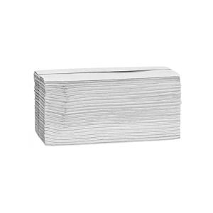 Paloma zložene brisače Classic 1-slojne nature (v pregib)