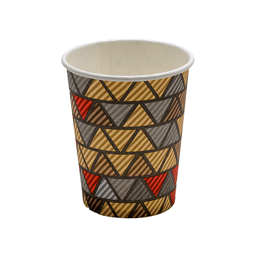Lončki za kavo to go 240ml papirnati