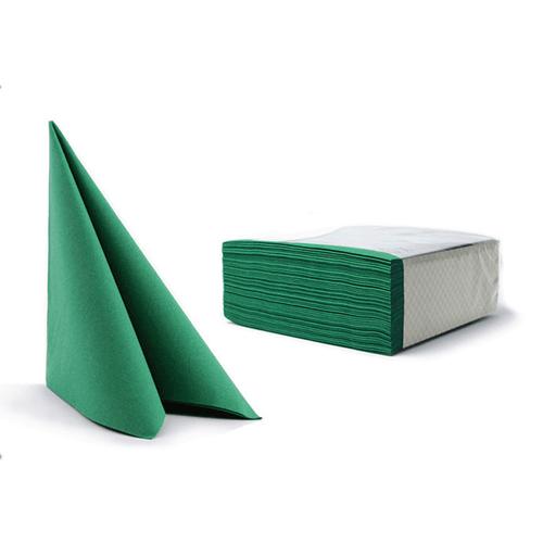 Airlaid servieti zeleni
