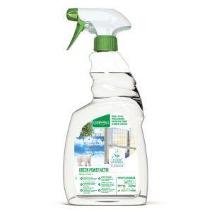 Sanitec Green Power Vetri 750 ml ekološko čistilo za steklo