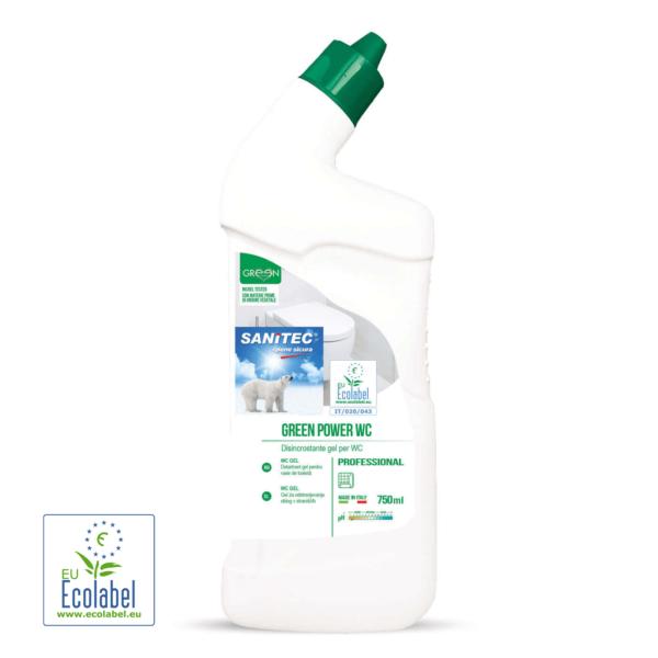 Sanitec Green Power WC Gel 750 ml ekološka wc račka