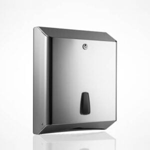 marplast podajalnik zlozenih brisac inox 802
