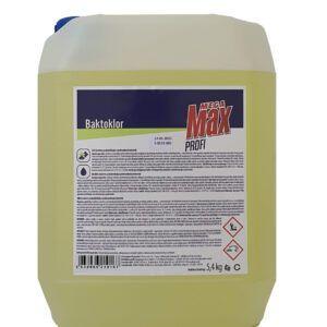 Megamax profi Baktoklor 5,4kg sredstvo za dezinfekcijo površin
