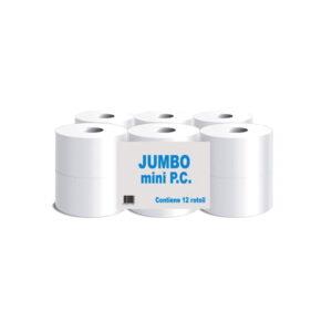 Paperblu Mini Jumbo WC papir 2-slojni paperdi