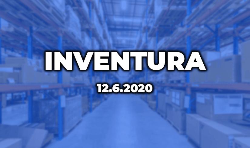 Inventura 2020