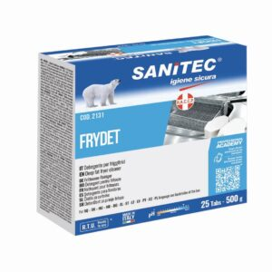sanitec frydet 500g tablete za ciscenje cvrtnikov