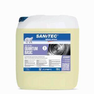 Sanitec Quantum Laundry Basic