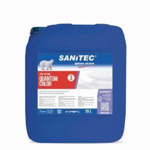 Sanitec Quantum Laundry Chlor