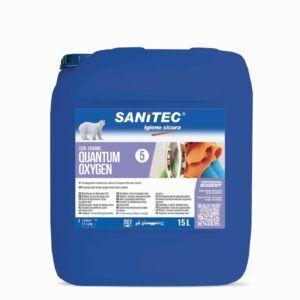 Sanitec Quantum Laundry Oxygen