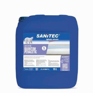 Sanitec Quantum Laundry Peracetic
